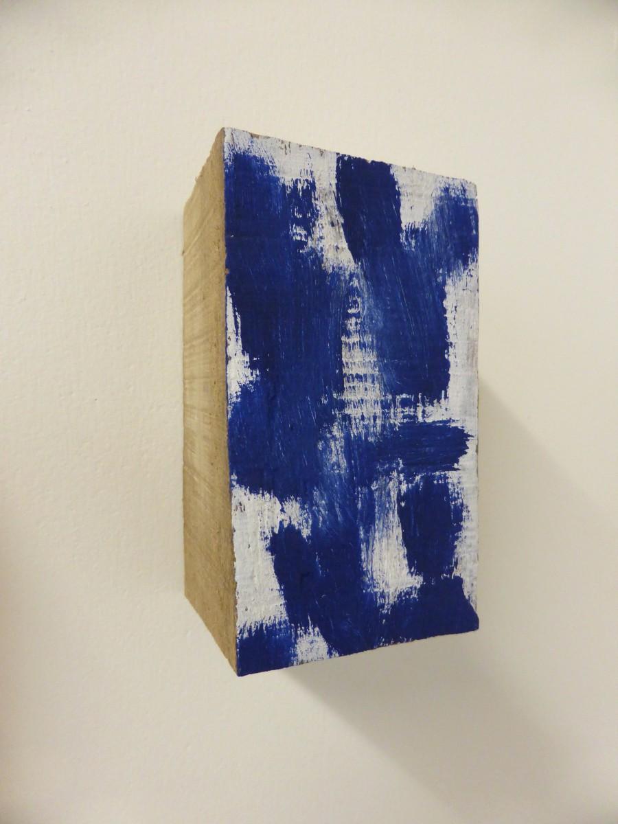 'optimisme' - Fred Geven - beschilderd hout