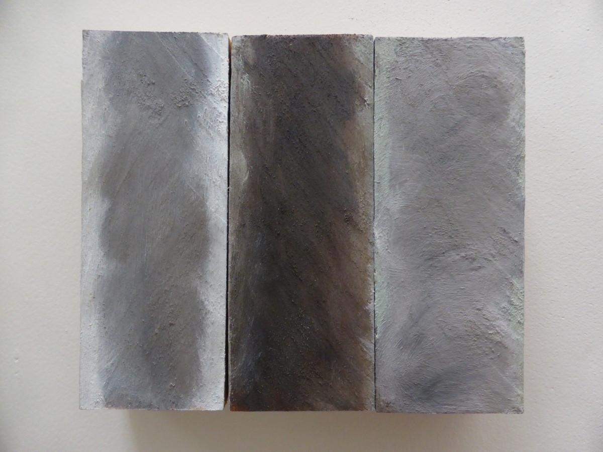 'Bos'- Fred Geven - beschilderd hout