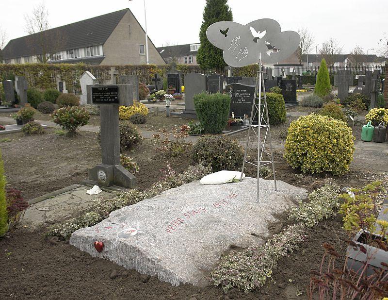 grafmonument Maarten fleuren en Fred Geven - overzicht